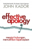 Effective Apology